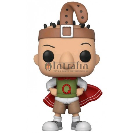 POP! Vinyl: Disney: Doug: Quailman (Exc)