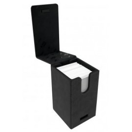 Alcove Tower Jet Box Suede Collection