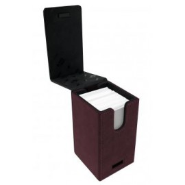 Alcove Tower Ruby Box Suede Collection