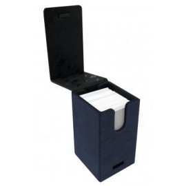 Alcove Tower Sapphire Box Suede Collection