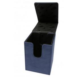 Alcove Flip Box Sapphire Suede