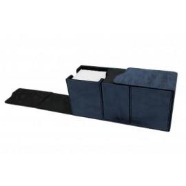 Alcove Vault Box Sapphire Suede