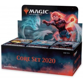 MTG Core Set 2020 Booster display (36) Spanish