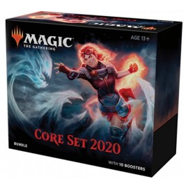 MTG Core Set 2020 Bundle (1) French