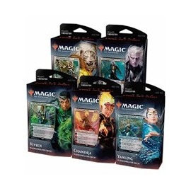 MTG Core Set 2020 Planeswalker Deck Display (10) Italian