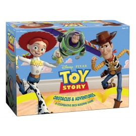 Toy Story Obstacles & adventures - A Cooperative Deck-Building Game