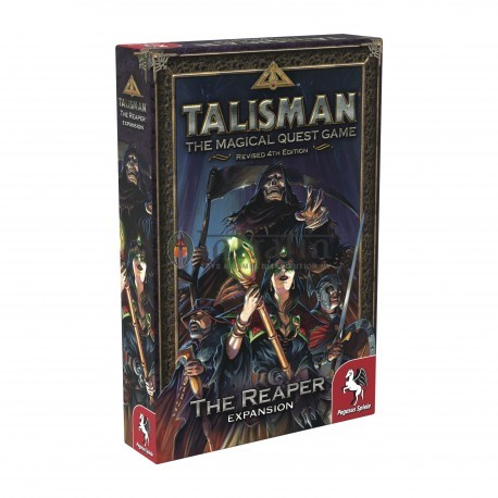 Talisman - The Reaper (Expansion)