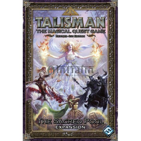 Talisman - The Sacred Pool (Expansion)