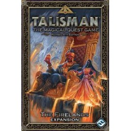 Talisman - The Firelands (Expansion)