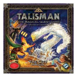 Talisman - The City (Expansion)