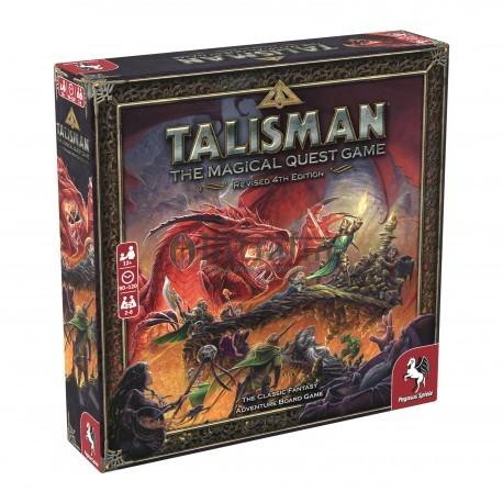 Talisman Revised 4th Edition
