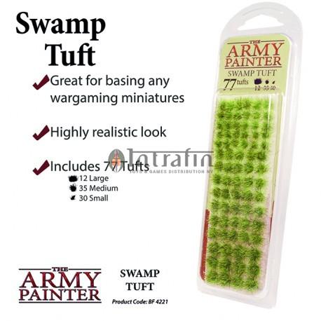 Battlefields XP: Swamp Tuft (5) (2019)