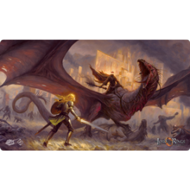 Lord of the Rings LCG: Flame of the West Playmat