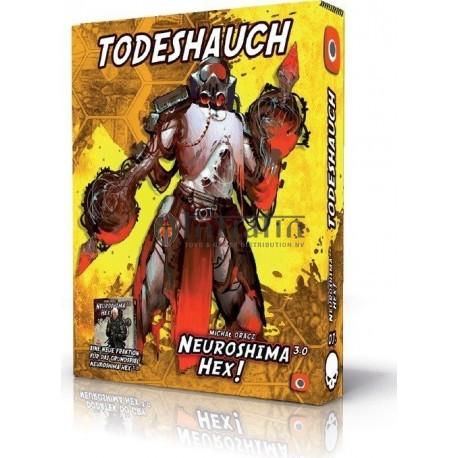 Neuroshima hex 3.0: Todeshauch