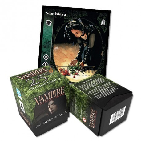 Vampire the Eternal Struggle: 25th Anniversary release