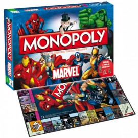 Monopoly Marvel - French