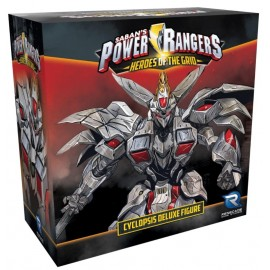 Power Rangers: Heroes of the Grid: Cyclopsis Deluxe Figure