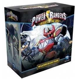Power Rangers: Heroes of the Grid: Megazord Deluxe Figure
