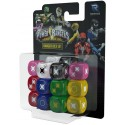 Power Rangers: Heroes of the Grid: Ranger Dice Set
