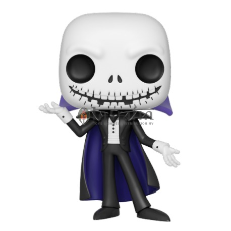 Disney598 : Nightmare Before Christmas - Vampire Jack
