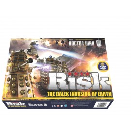 Risk Doctor Who English