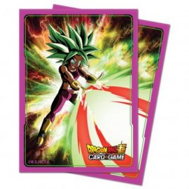 Dragon Ball Super Standard Size Deck Pro sleeves 65ct Set 4 Version 1