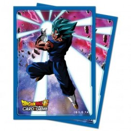 Dragon Ball Super Standard Size Deck Pro sleeves 65ct Set 4 Version 2