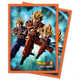 Dragon Ball Super Standard Size Deck Pro sleeves 65ct Set 4 Version 3
