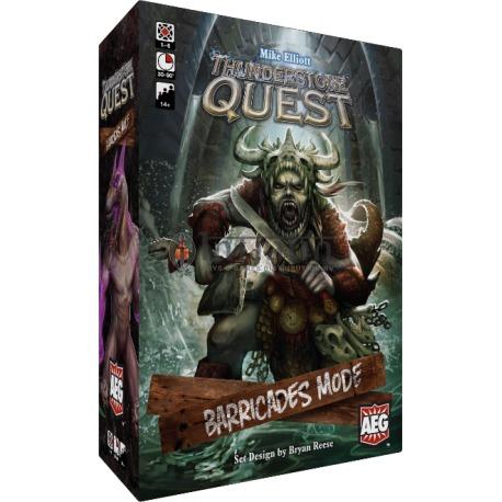 Thunderstone Quest: Barricades