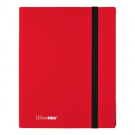 Eclipse Pro Binder 9-Pocket Apple Red
