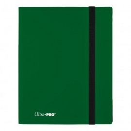 Pro Binder 9-Pocket Forest Green