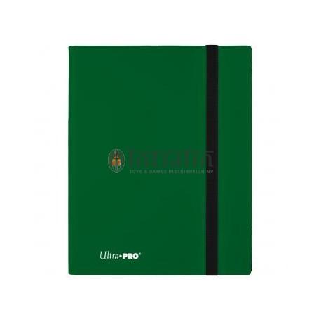 Pro Binder 9-Pocket Forest Green