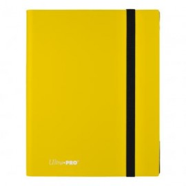 Pro Binder 9-Pocket Lemon Yellow