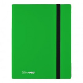 Pro Binder 9-Pocket Lime Green