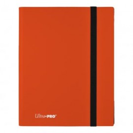 Pro Binder 9-Pocket Pumpkin Orange