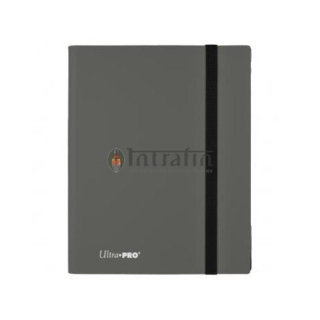 Pro Binder 9-Pocket Smoke Grey