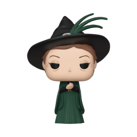 Movies : HP S8 - Minerva McGonagall (Yule)
