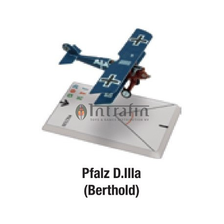 Wings of Glory - WW1 Wings of Glory: Pfalz D.III Airplane (Berthold)