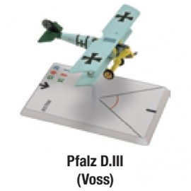 Wings of Glory - WW1 Wings of Glory: Pfalz D.III Airplane (Voss)