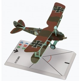 Wings of Glory - WW1 Wings of Glory: Rumpler C.IV Airplane (Ziegert)