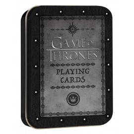 Game of Thrones™ Playing Cards - Single Deck (Tin)