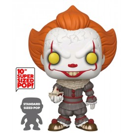 """Movies: IT: Chapter 2 - 10"""" Pennywise w/ Boat"""