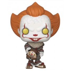POP Movies: IT: Chapter 2 - Pennywise w/ Beaver Hat (special edition)à