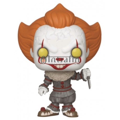 Movies 782: IT: Chapter 2 - Pennywise w/ Blade (special edition)
