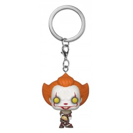Keychain: IT: Chapter 2- Pennywise w/ Beaver Hat
