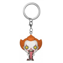 Keychain: IT: Chapter 2- Pennywise w/ Dog Tongue