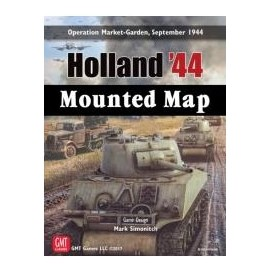 Holland '44 Mounted Map Set