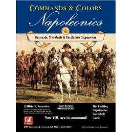Commands & colors: Napoleonics exp 5: Generals, Marshalls, Tactitians