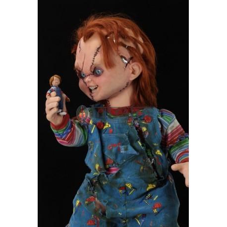 Bride of Chucky - 1:1 Replica - Life-Size Chucky