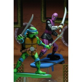 "TMNT: Turtles in Time - 7"" Scale ACtion Figures - Series 1 Asst (14)"